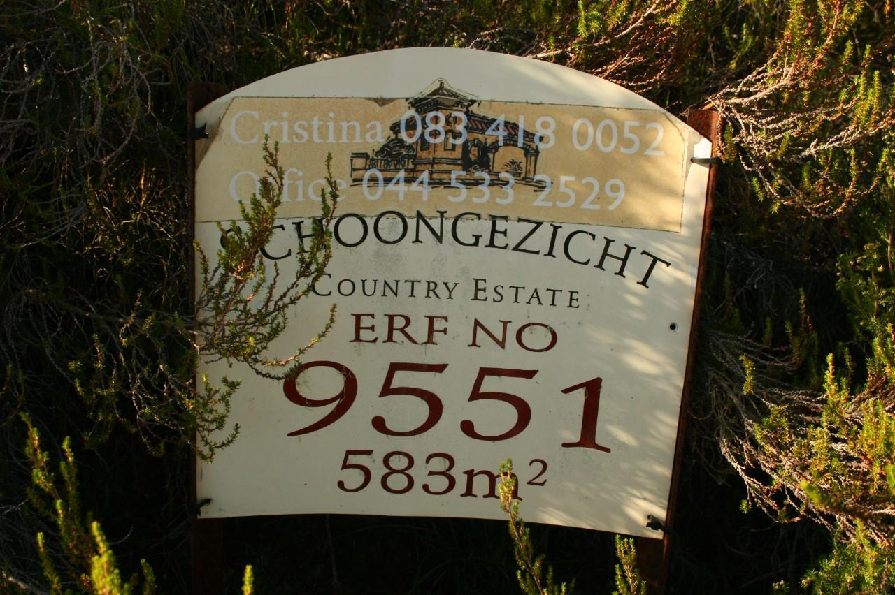 Vacant Land / Plot in Schoongezicht Estate For Sale