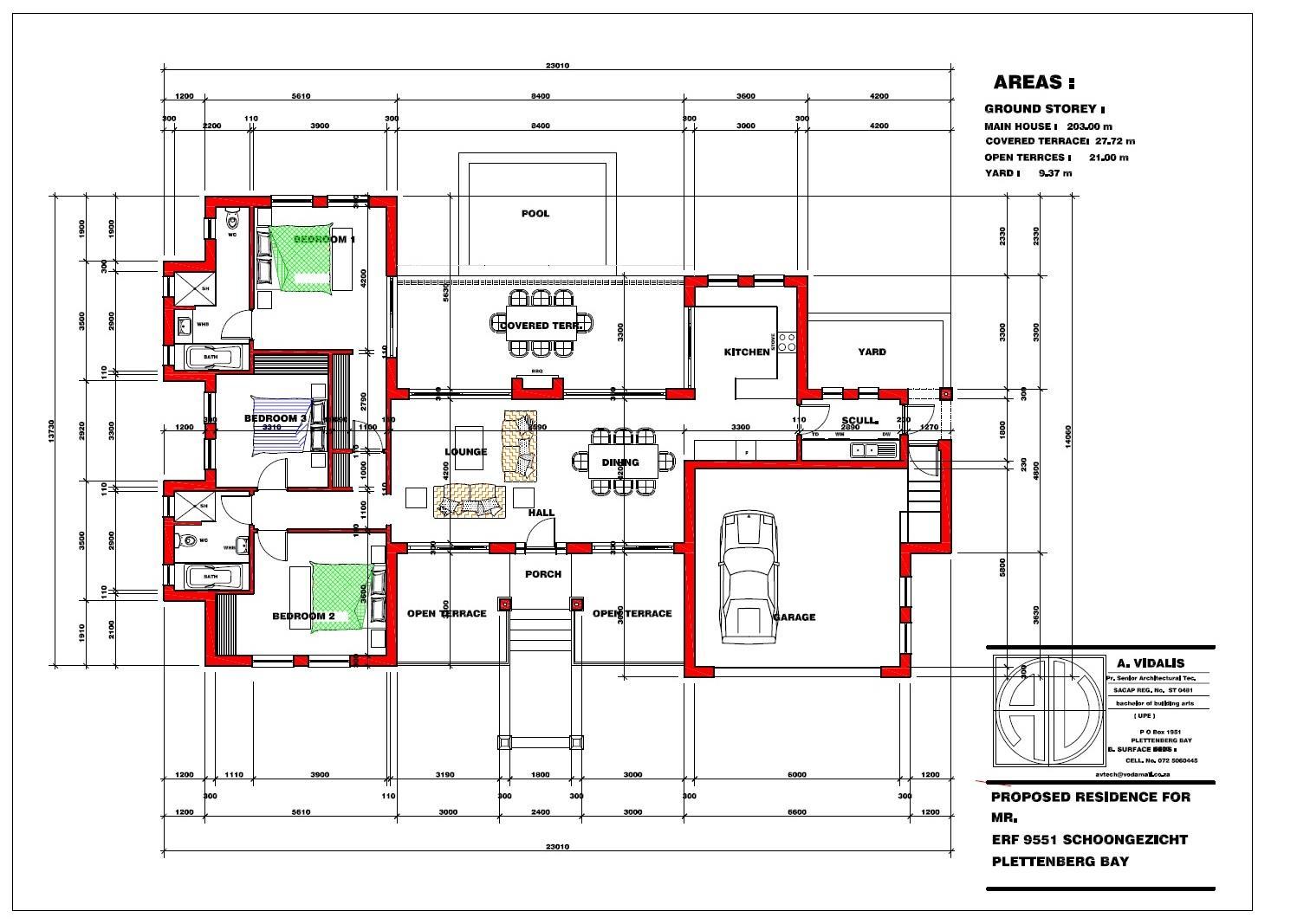 3 Bedroom House For Sale in Schoongezicht Estate