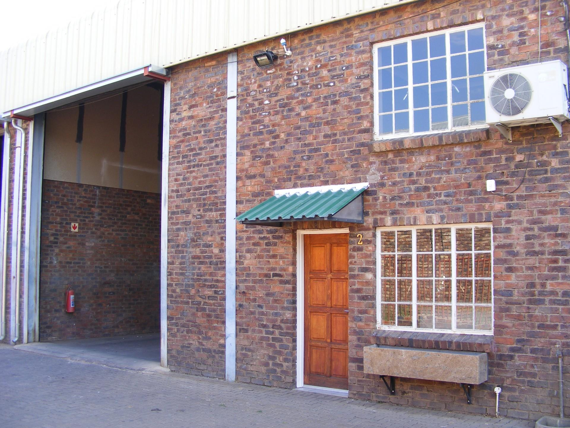 Industrial Property in Onverwacht To Rent