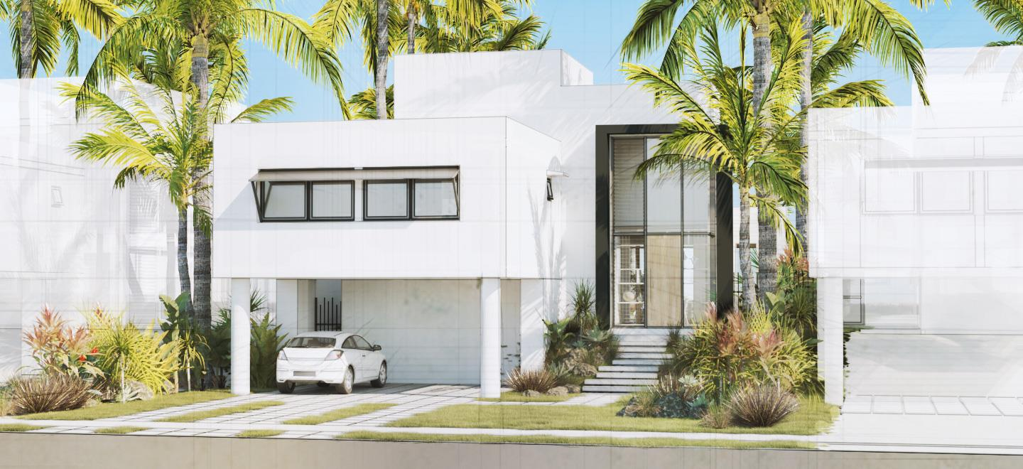 4 Bedroom House For Sale in Roches Noires
