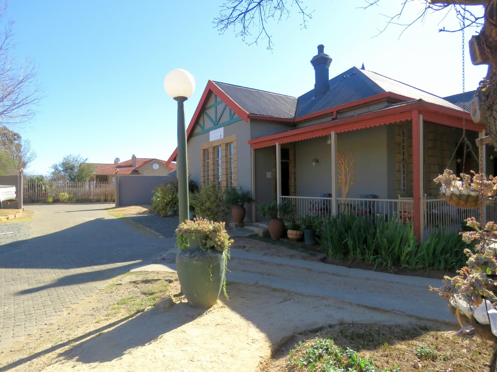 4 Bedroom House For Sale in Harrismith