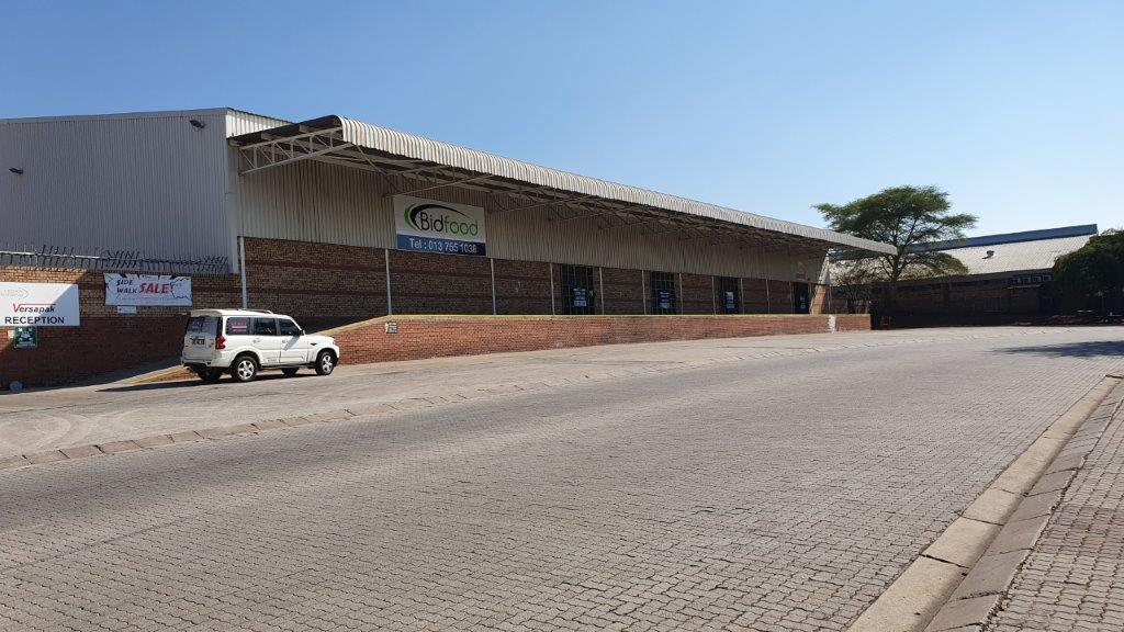 Industrial Property in Riverside Park To Rent
