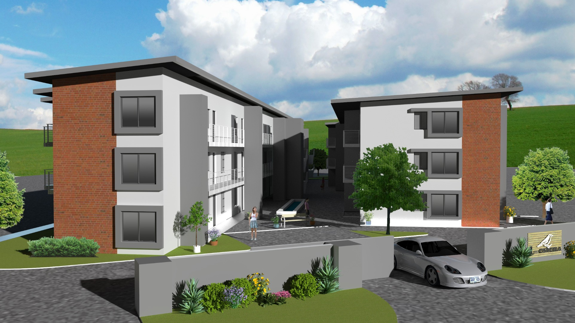 2 Bedroom Apartment / Flat For Sale in Sedgefield Central