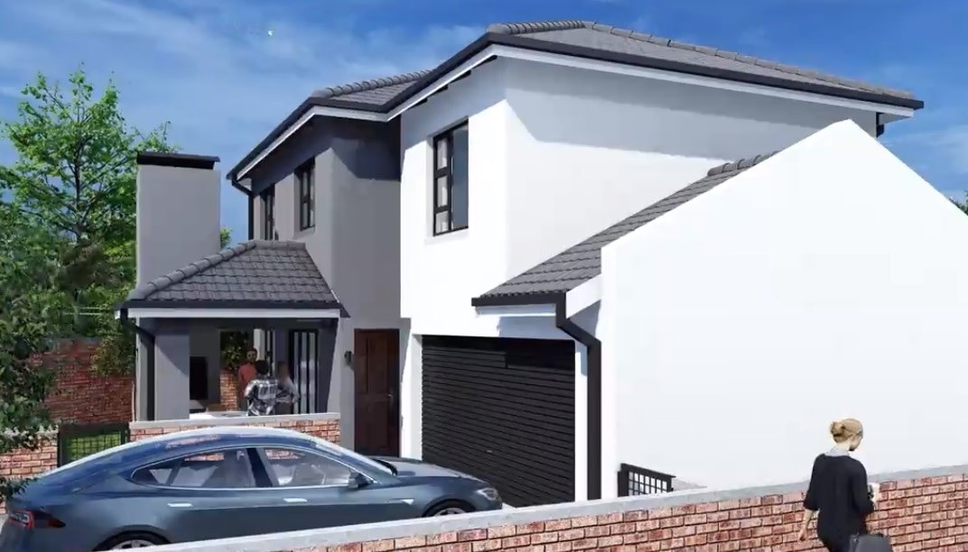 3 Bedroom House For Sale in Theresapark