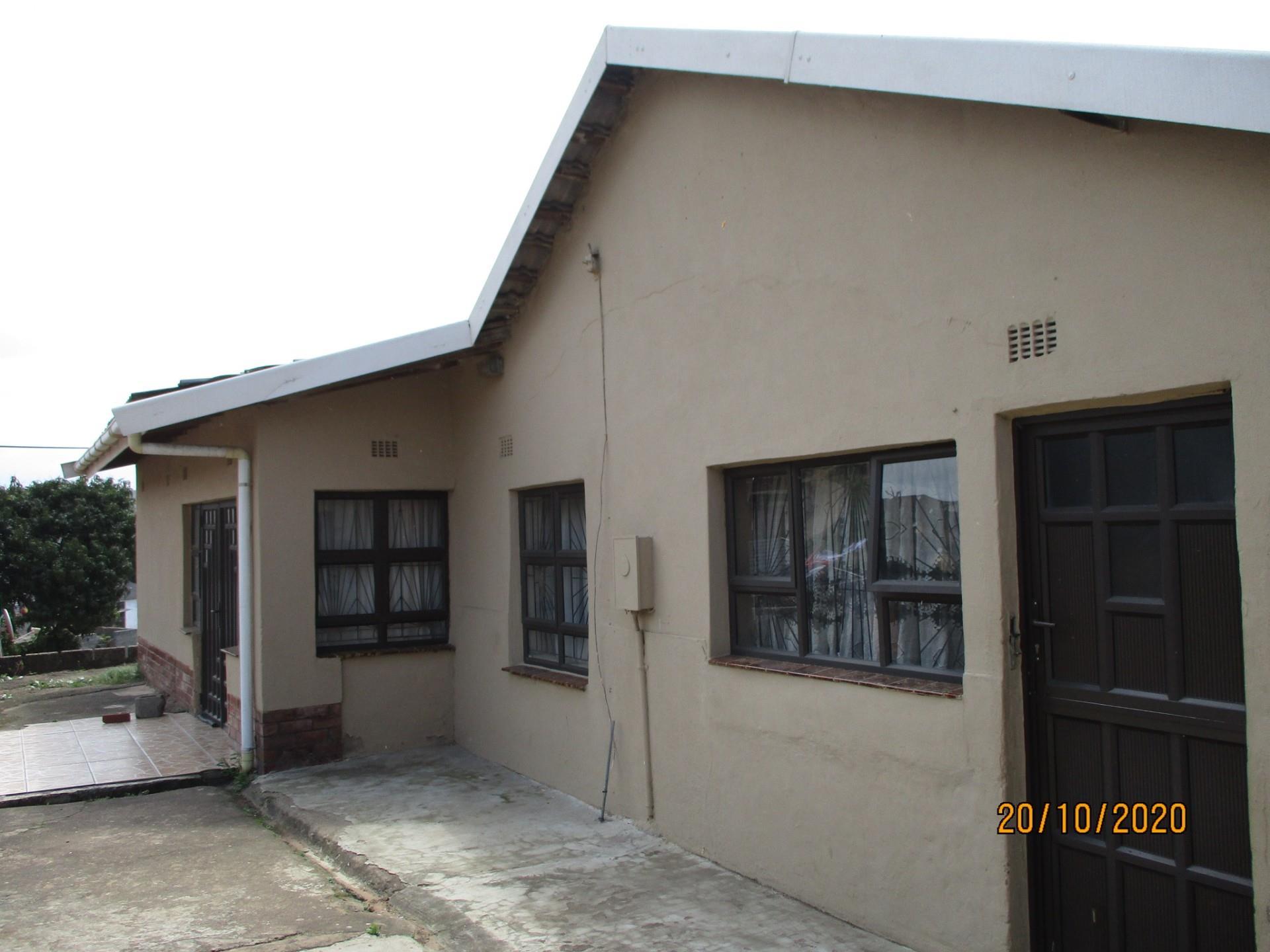 4 Bedroom House For Sale in Umlazi C