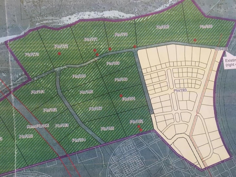 Vacant Land / Plot in Okahandja Central For Sale