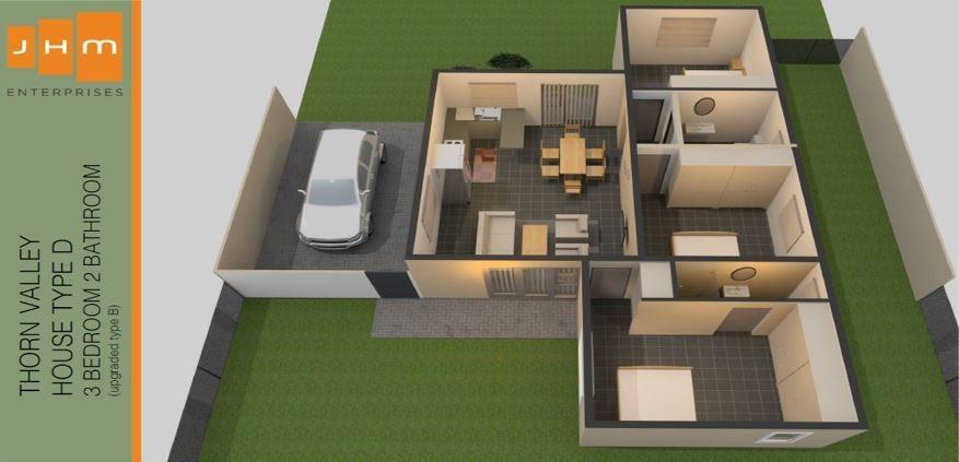 2 Bedroom Townhouse For Sale in Brakwater