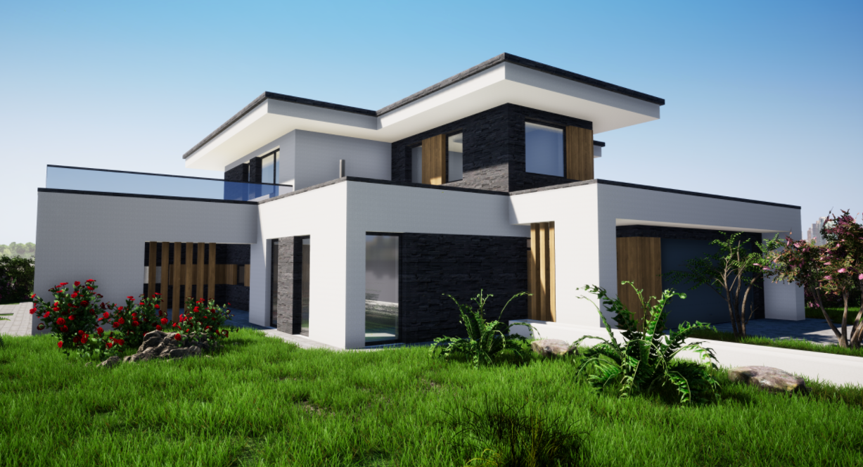 4 Bedroom House For Sale in Six Fountains Residential Estate