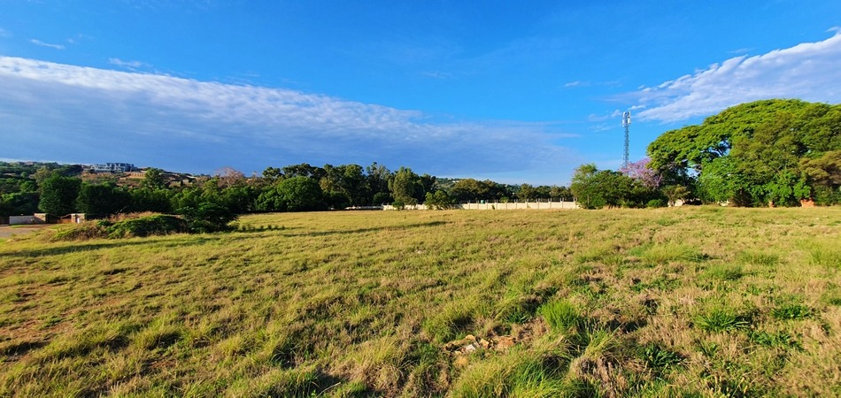 Vacant Land / Plot in Mooikloof Heights For Sale