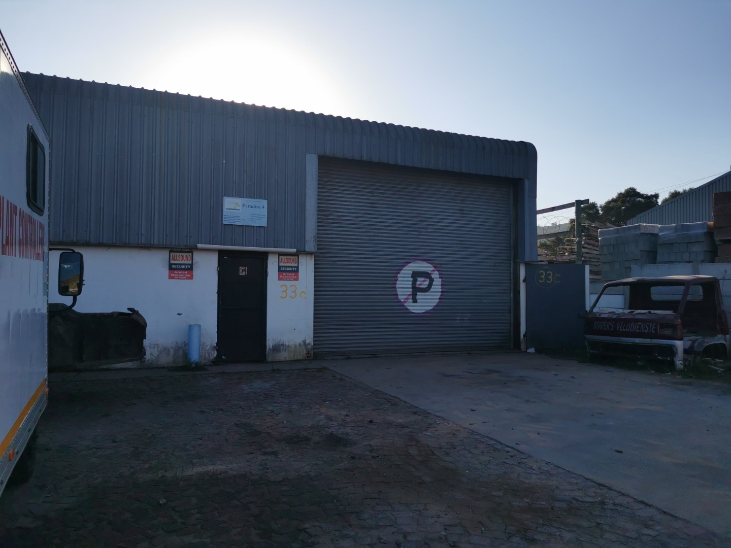 Industrial Property in Knysna Industrial For Sale