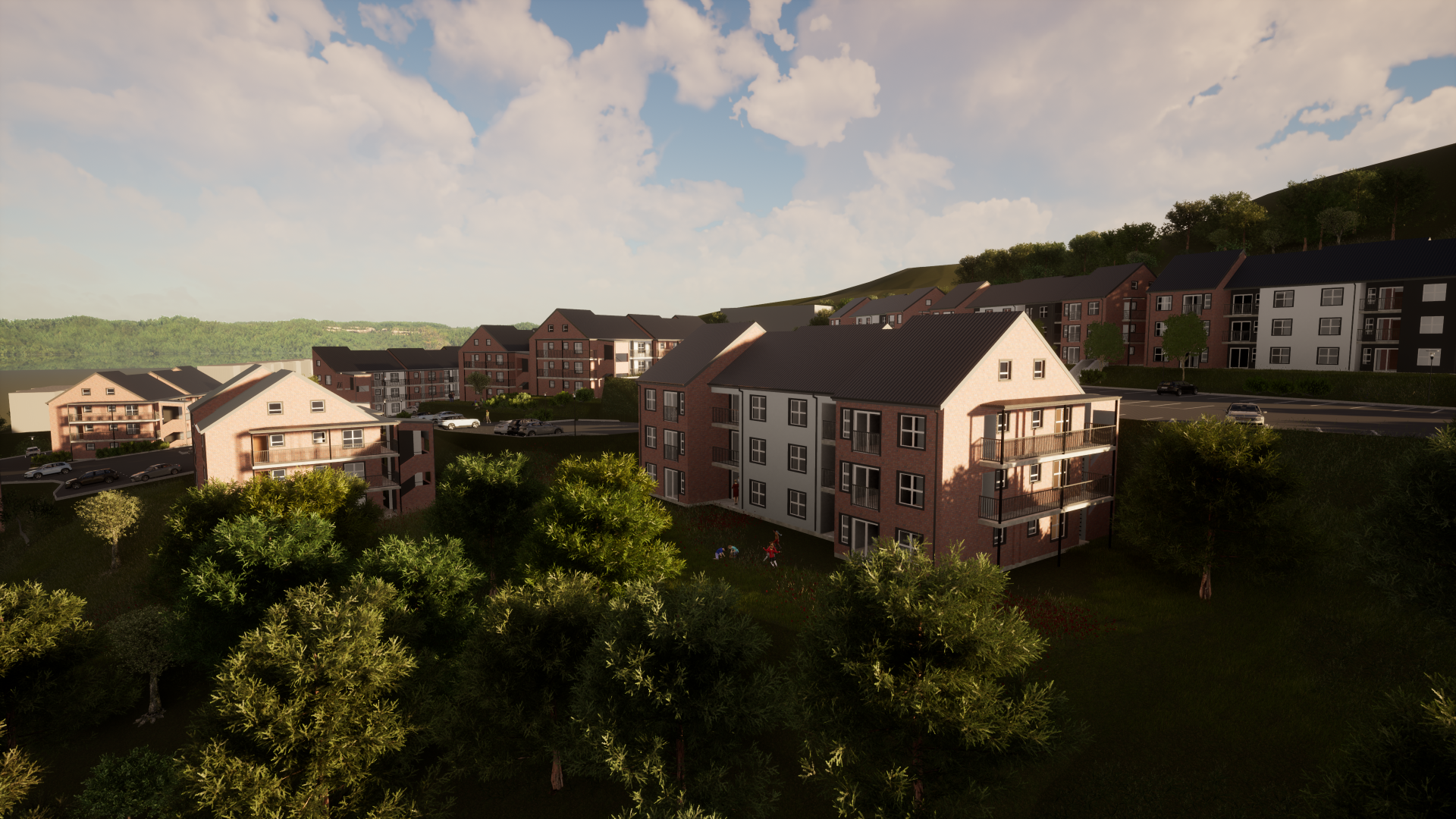 2 Bedroom Apartment / Flat For Sale in Chase Valley
