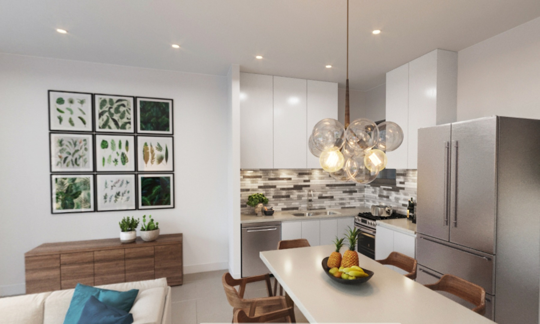 1 Bedroom Apartment / Flat For Sale in Bain Boeuf