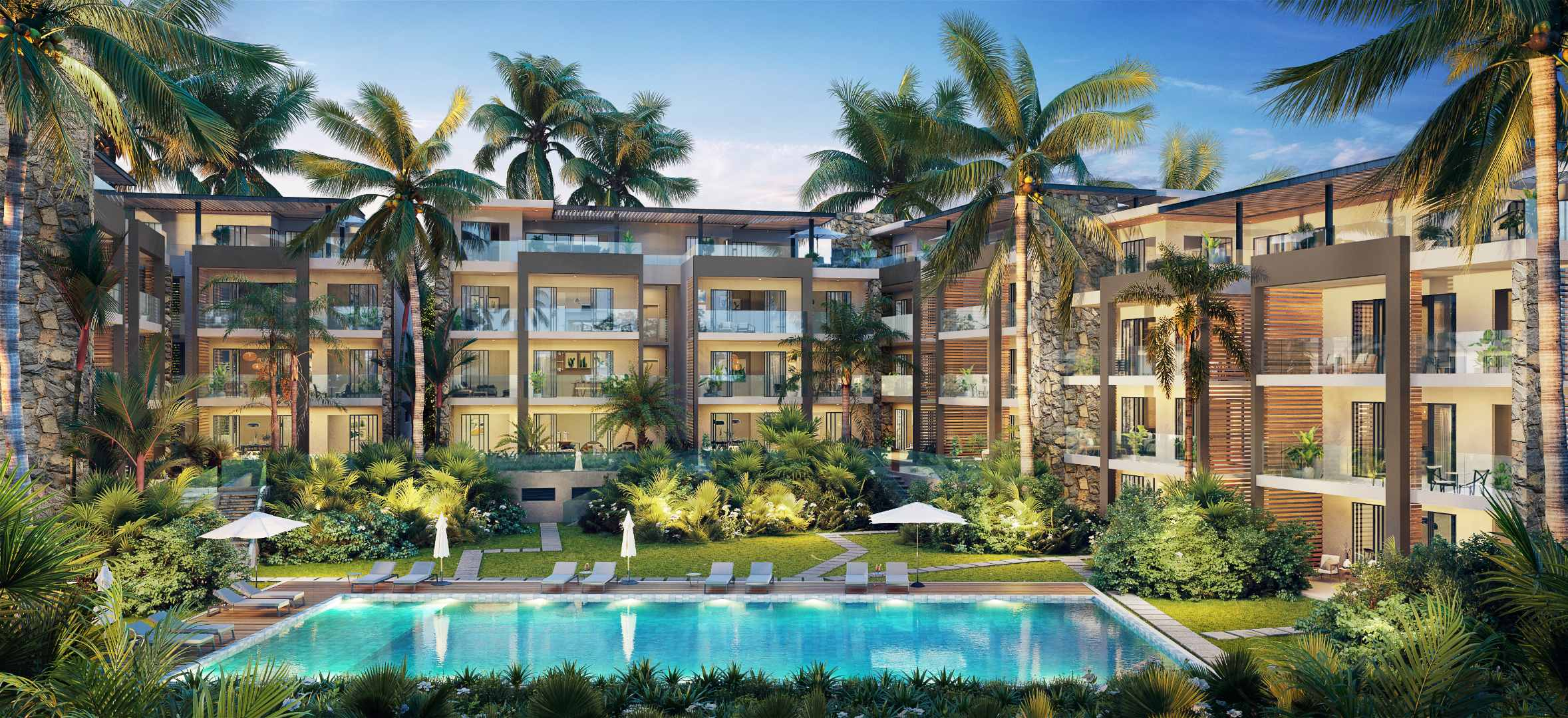 2 Bedroom Apartment / Flat For Sale in Bain Boeuf