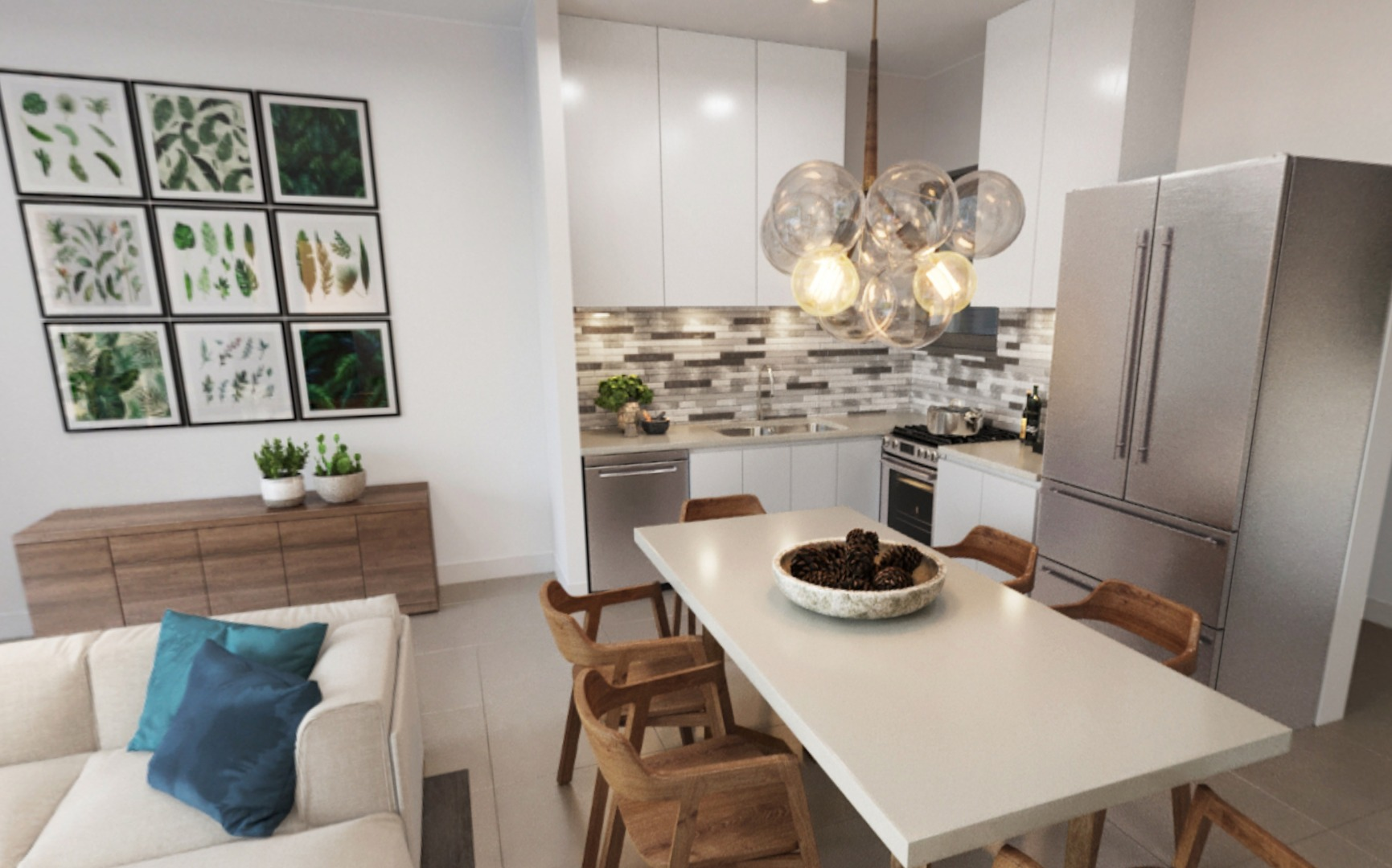 3 Bedroom Apartment / Flat For Sale in Bain Boeuf