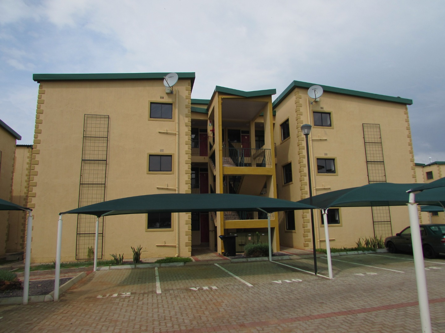 2 Bedroom Apartment / Flat To Rent in Kgale