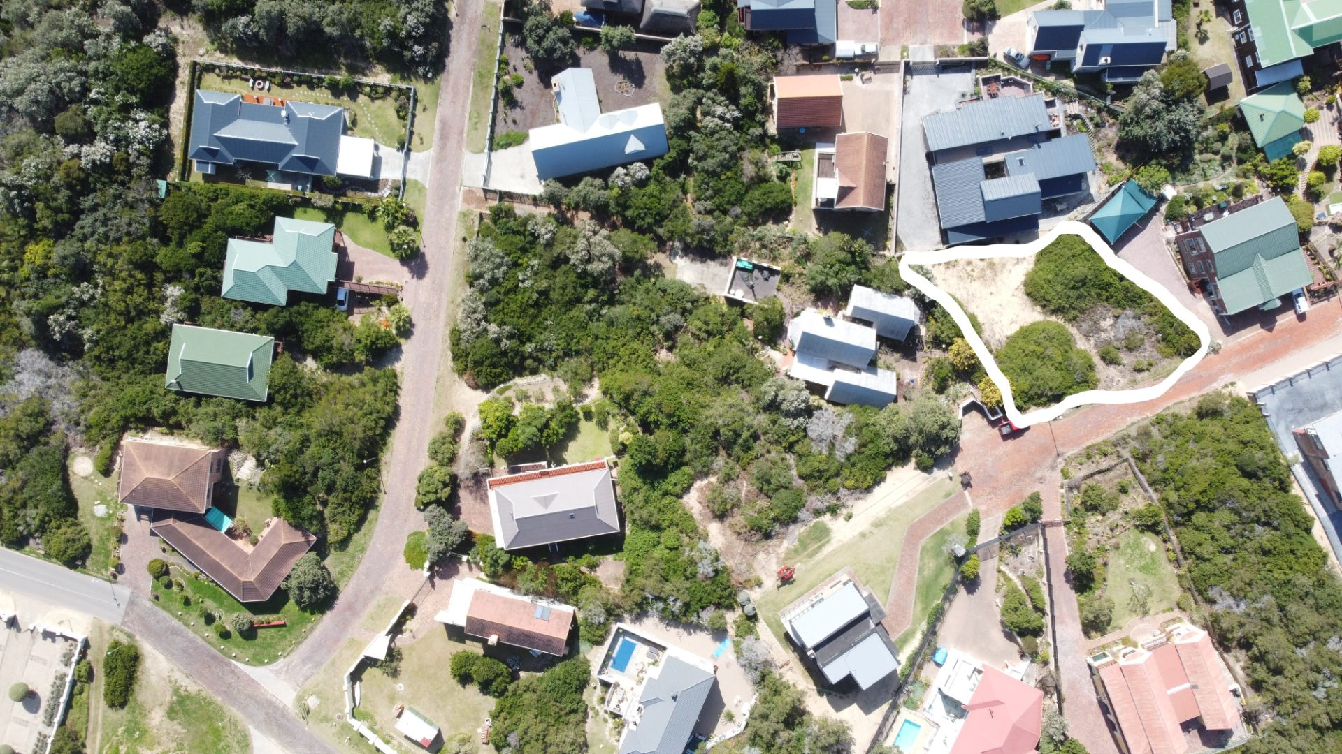 Vacant Land / Plot in Cola Beach For Sale