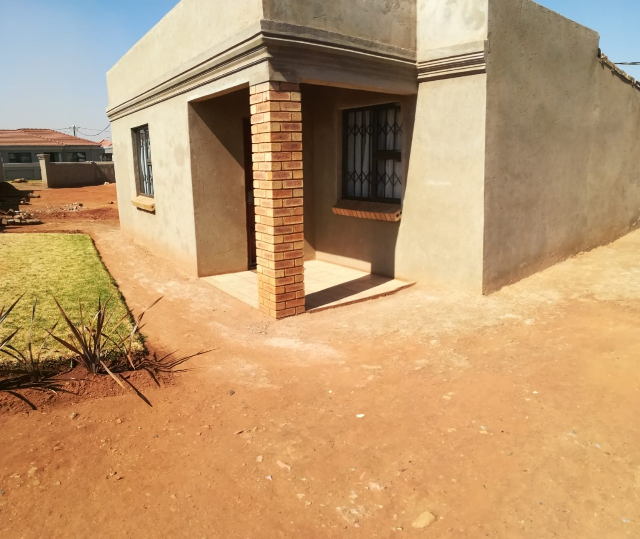 2 Bedroom House For Sale in Moleleki