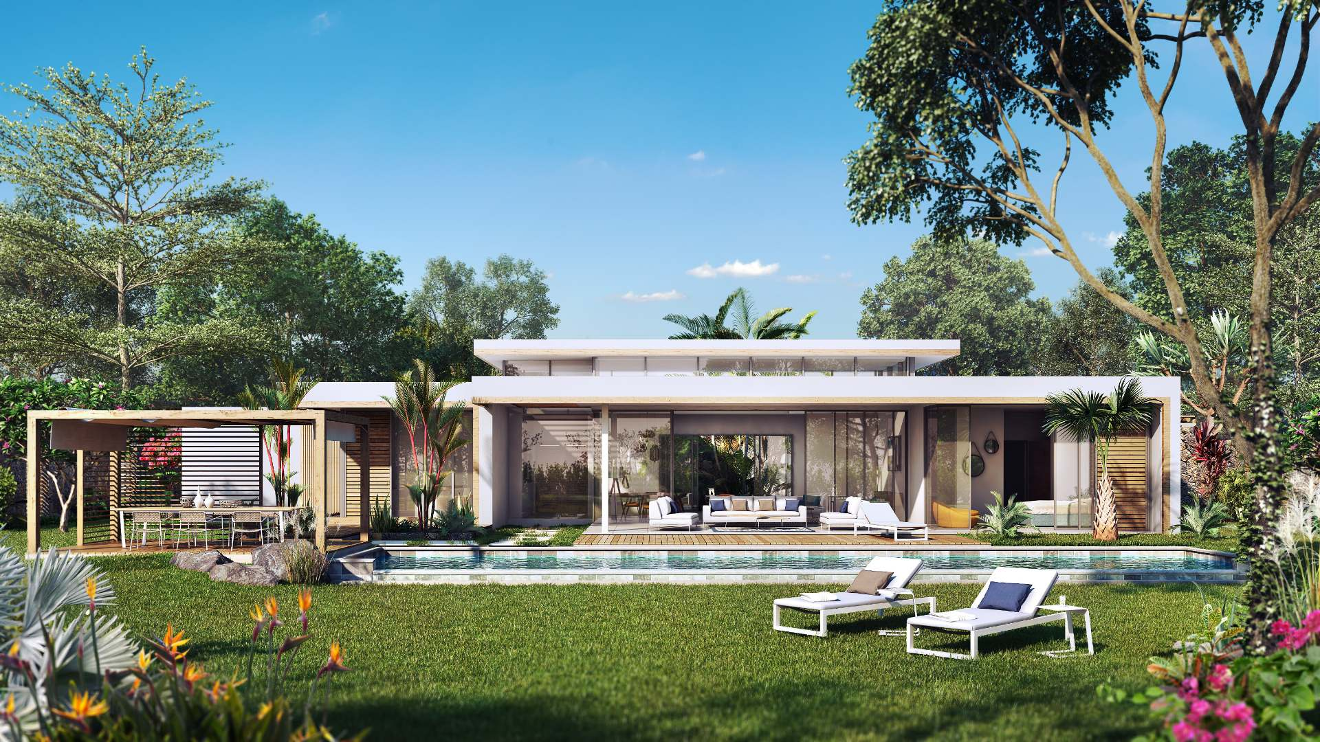 6 Bedroom House For Sale in Tamarin