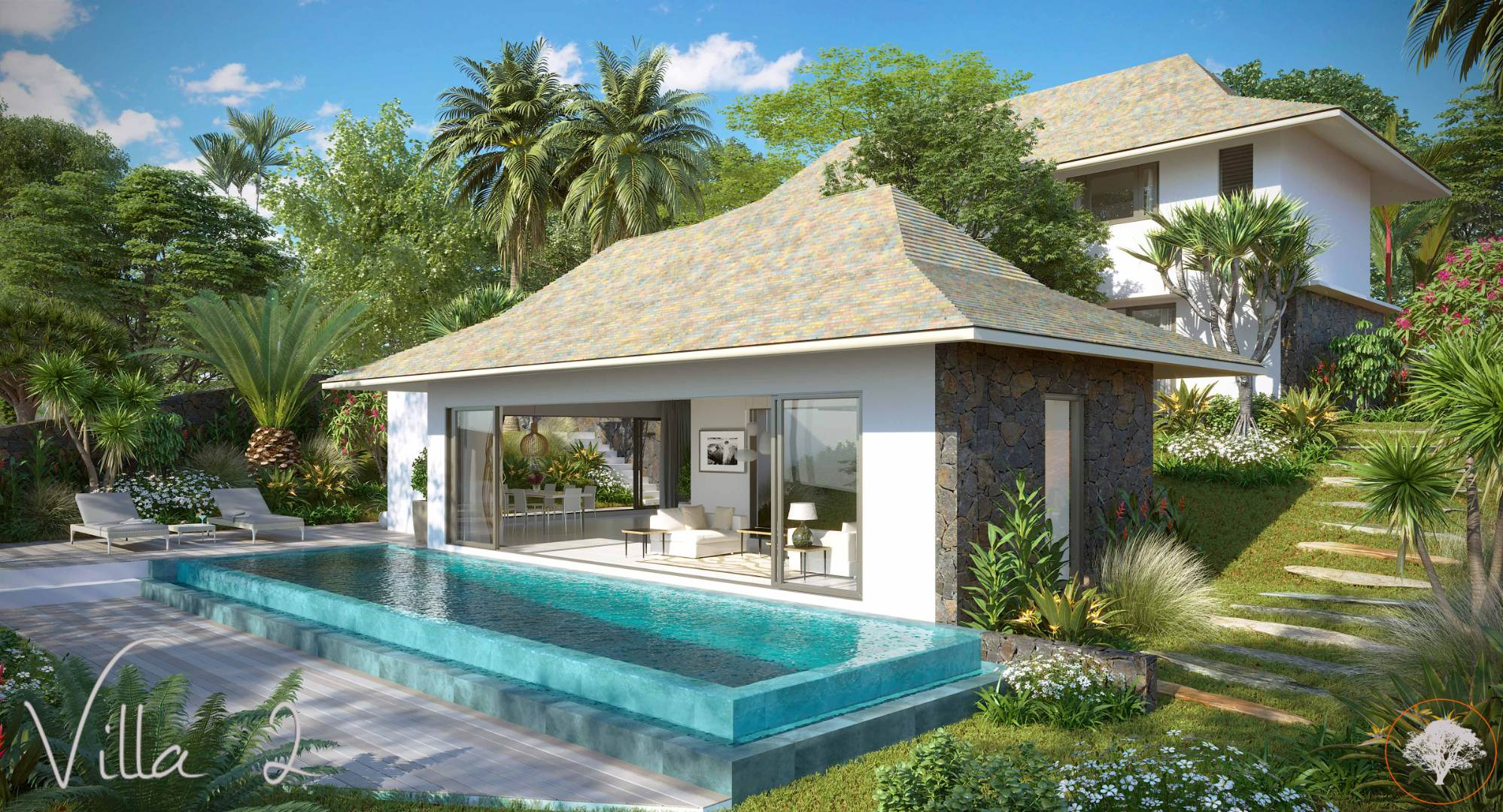 4 Bedroom House For Sale in Tamarin