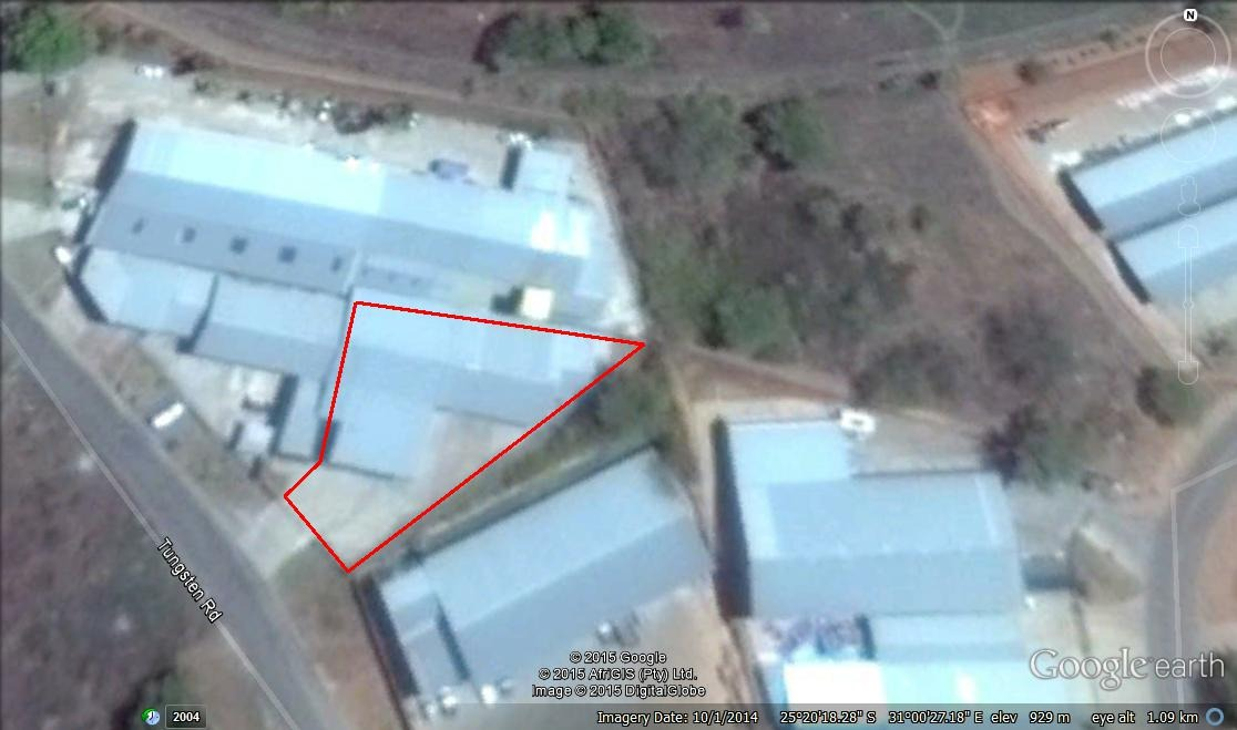Industrial Property in White River Industrial To Rent