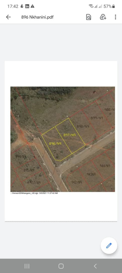 Vacant Land / Plot in Nhlangano For Sale
