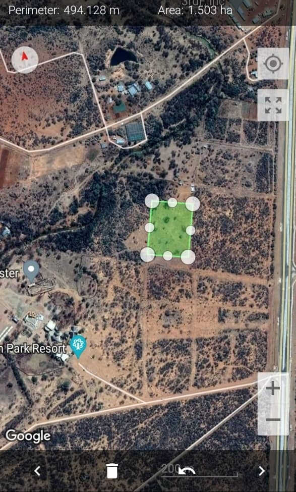 Vacant Land / Plot in Gaborone Central For Sale