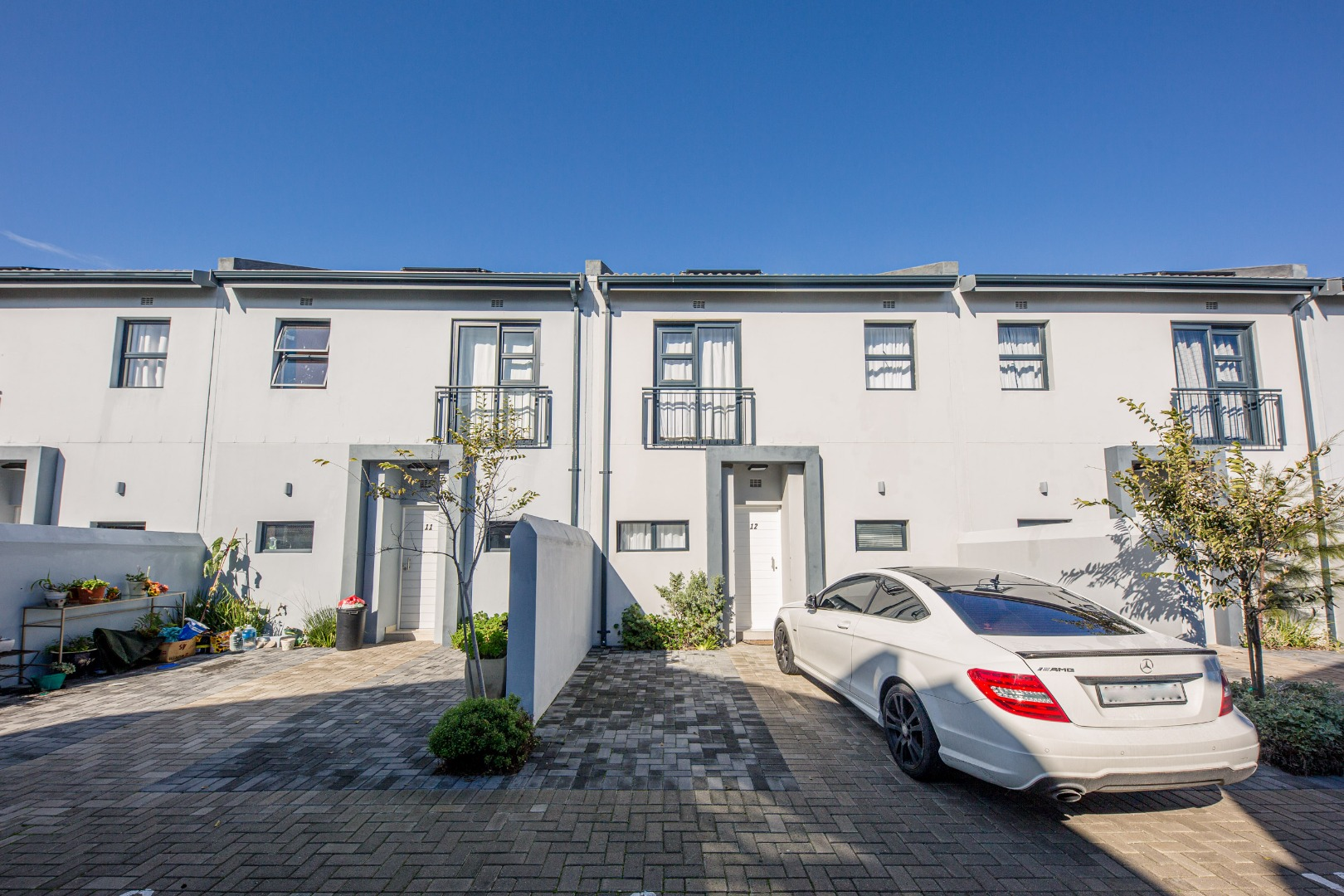2 Bedroom Townhouse For Sale in Parklands North