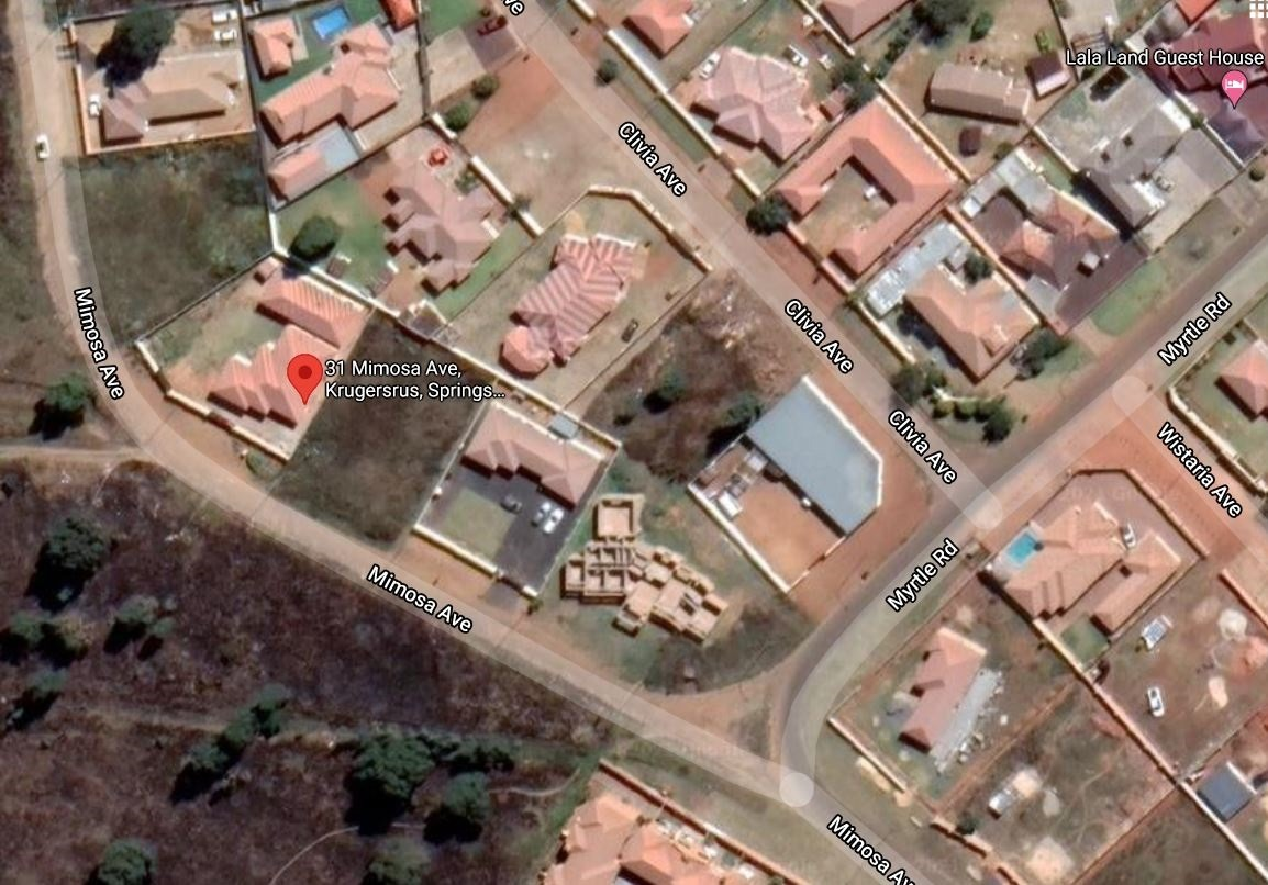 Vacant Land / Plot in Krugersrus For Sale