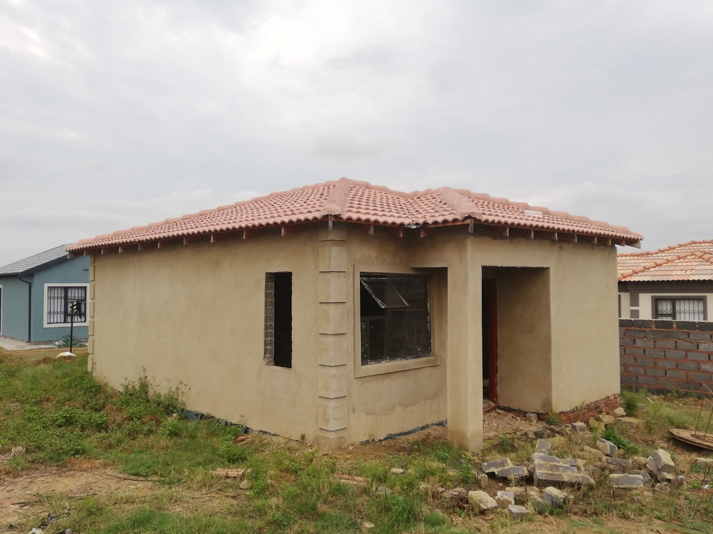 2 Bedroom House For Sale in Bergsig